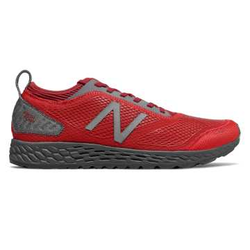 New Balance Fresh Foam Gobi Trail v3, Team Red with Magnet