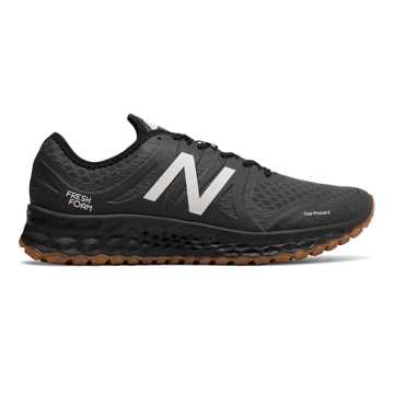 New Balance Fresh Foam Kaymin TRL, Black with White