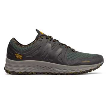 New Balance Fresh Foam Kaymin TRL, Faded Rosin with Black & Brass