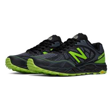 New Balance Leadville v3, Black with Toxic