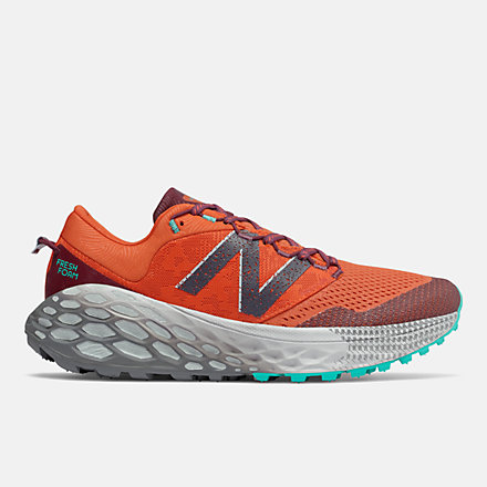 New Balance Fresh Foam More Trail v1, MTMORRG image number null
