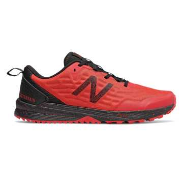 New Balance NITREL v3, Red with Black