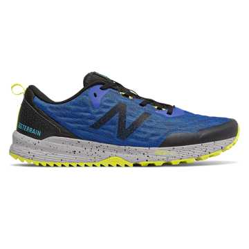 New Balance Nitrel v3, Cobalt Blue with Black