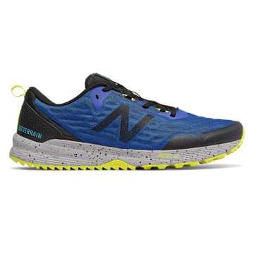 New Balance Nitrel v3, Cobalt Blue with Black