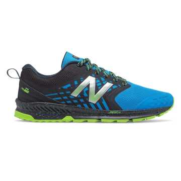 New Balance FuelCore NITREL Trail, Black with Bolt