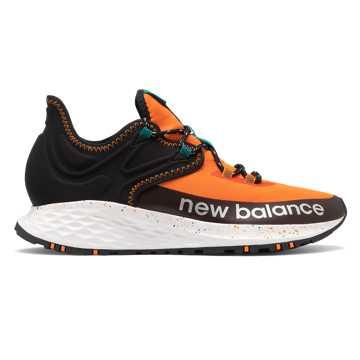 New Balance Roav Trail系列男款戶外運動鞋, 橘色/黑色