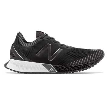 New Balance Men's FuelCell Echo Triple, Black with Magnet & Gunmetal