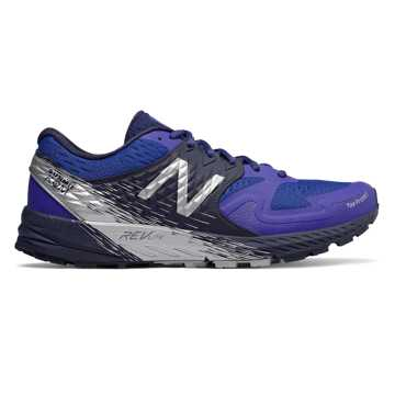 New Balance Summit K.O.M., UV Blue with Pigment & Silver Metallic