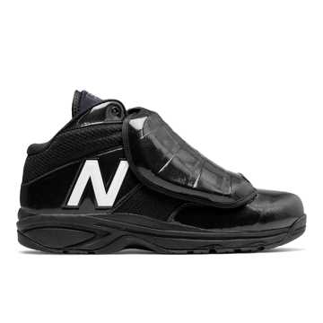 New Balance 460v3 Umpire, Black with White