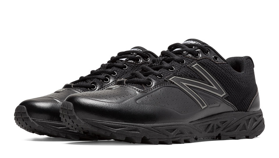 Men's New Balance Mu950 V2 Umpire Shoes Black K44h6101