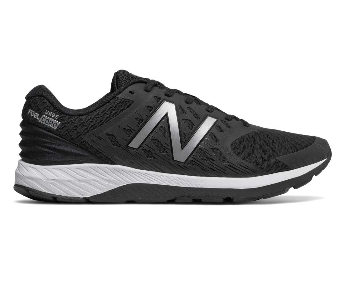 NB FuelCore Urge v2, Black with Silver