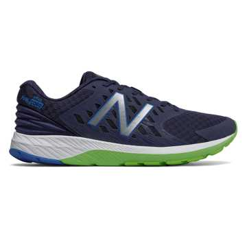 New Balance FuelCore Urge v2, Dark Cyclone with Energy Lime