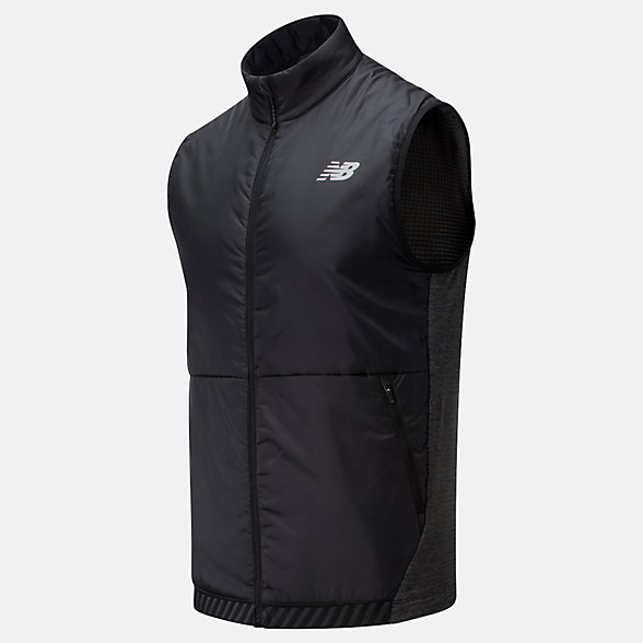 New Balance NB Heat Grid Vest, MV01274HC