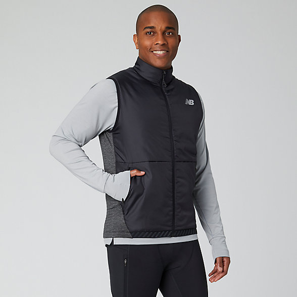 NB NB Heat Grid Vest, MV01274HC