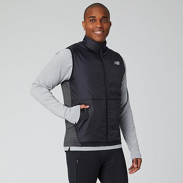New Balance NB Heat Grid Vest, MV01274HC