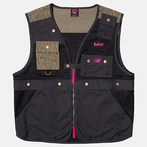 NB NBxBodega Xracer Vest, MV01519CMO