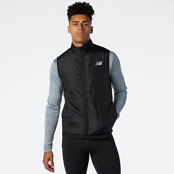 NB Impact Run Grid Back Vest, MV03254HC