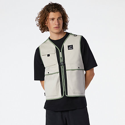 New Balance NB All Terrain Vest, MV11850TWF image number null