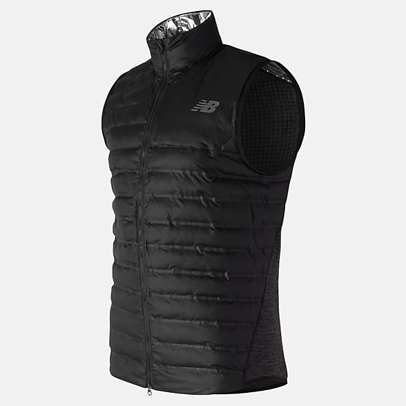 New Balance NB Radiant Heat Vest, MV83248BK
