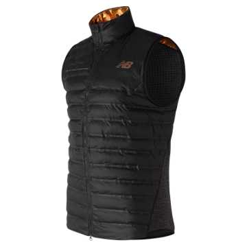 New Balance NYC Marathon Bonded Radiant Heat Vest, Black