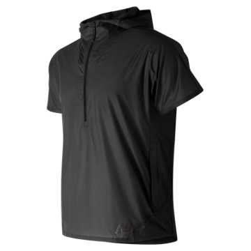 New Balance Q Speed Breathe Superlight Hoodie, Black