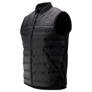 New Balance NB Radiantheat Vest, Black