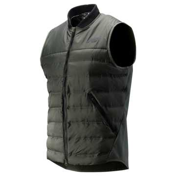 New Balance NB Radiantheat Vest, Slate Green