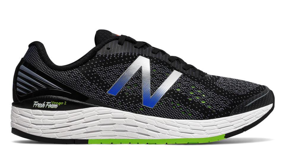 Womens Athletic Shoes new balance blue white fresh foam vongo pa2y18v0