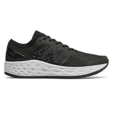 New Balance Fresh Foam Vongo v4, Black with Black Metallic