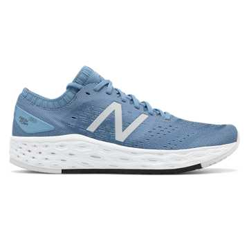 New Balance Fresh Foam Vongo v4, Chambray with Lyons Blue & Energy Red