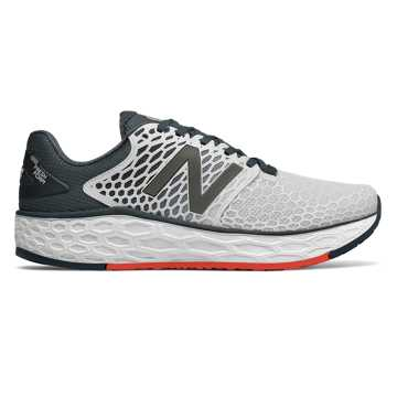 New Balance Fresh Foam Vongo v3, White with Petrol