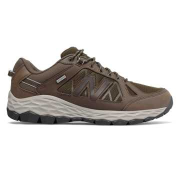 New Balance 1350, Chocolate Brown with Team Away Grey