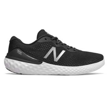 New Balance Fresh Foam 1365, Black with Magnet & White