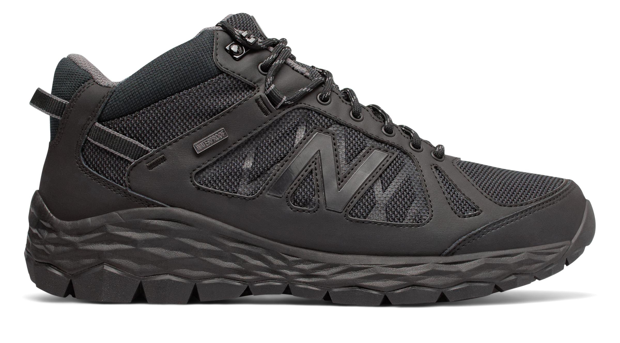 new balance waterproof trail running shoes