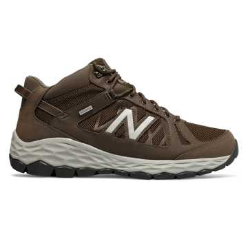 New Balance 1450, Chocolate Brown with Team Away Grey