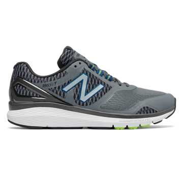 New Balance 1865, Grey with Black