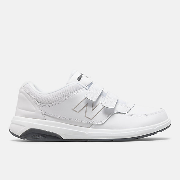 New Balance Men's Hook and Loop 813, MW813HWT