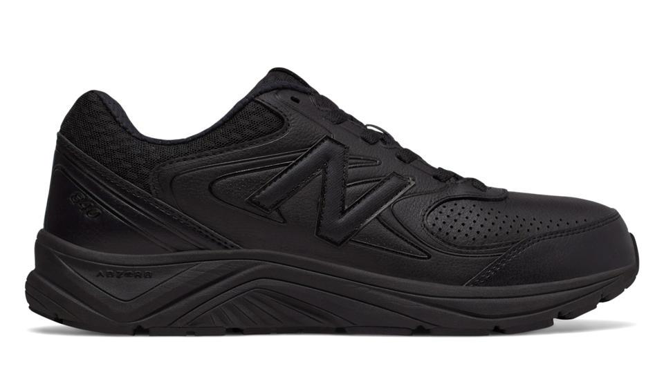 New Balance 840 Women Black Walking Shoes 18943