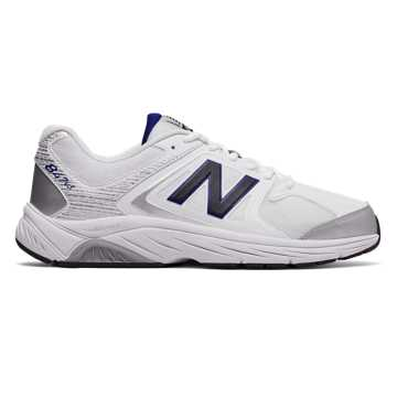 New Balance Mens 847v3, White with Grey