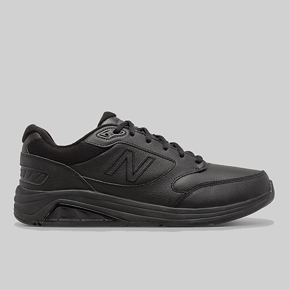 New Balance Men's Leather 928v3, MW928BK3