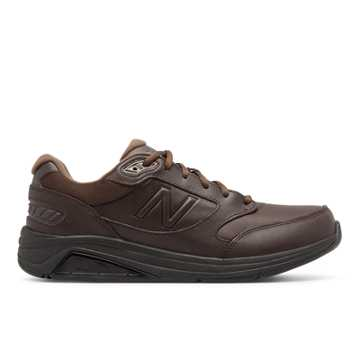 New Balance Men's Leather 928v3, Brown