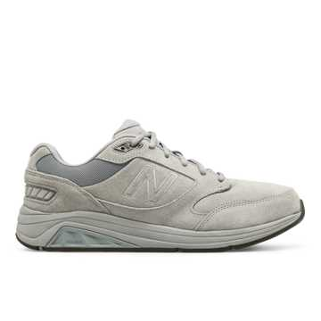 New Balance Men's Suede 928v3, Light Grey