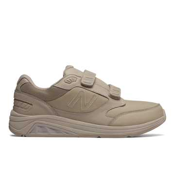 New Balance Men's Hook and Loop Leather 928v3, Tan