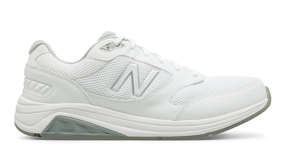 New Balance Sneakers Mens - New Balance Mw928 White