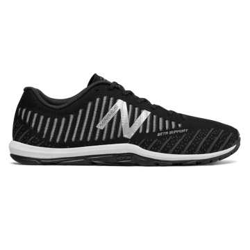 New Balance Minimus 20v7 Trainer, Black with White