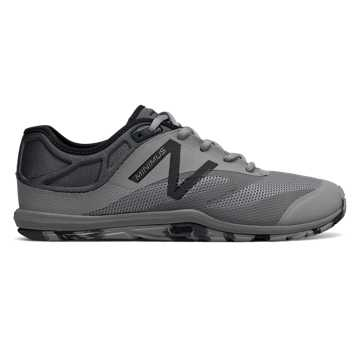 New Balance Minimus 20v6 Trainer, Team Away Grey with Magnet & Black