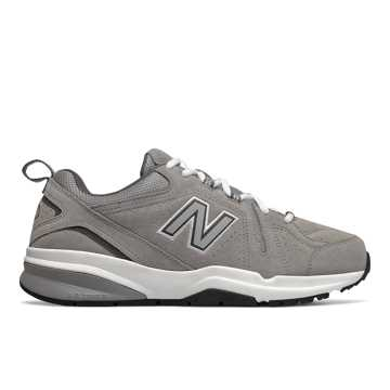 New Balance 608v5, Grey Suede