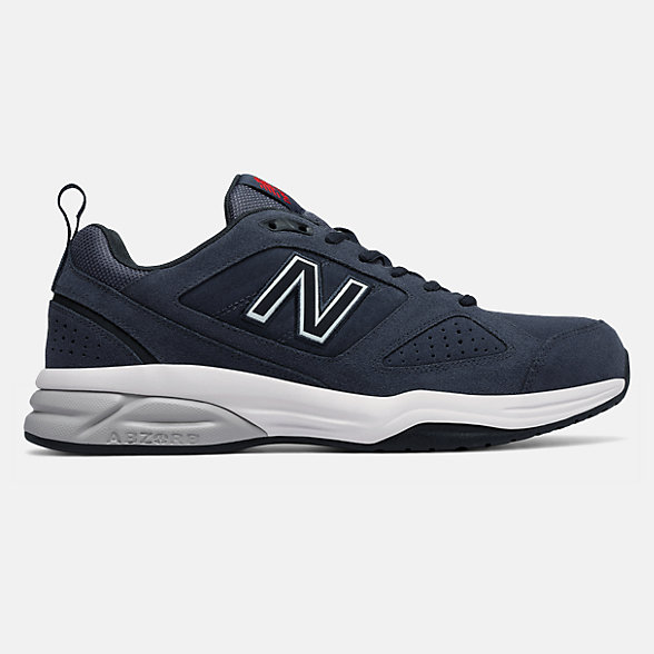 New Balance New Balance 623v3 Suede Trainer, MX623CH3