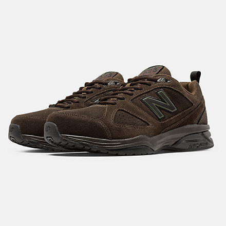 New Balance New Balance 623v3 Suede Trainer, MX623OD3 image number null
