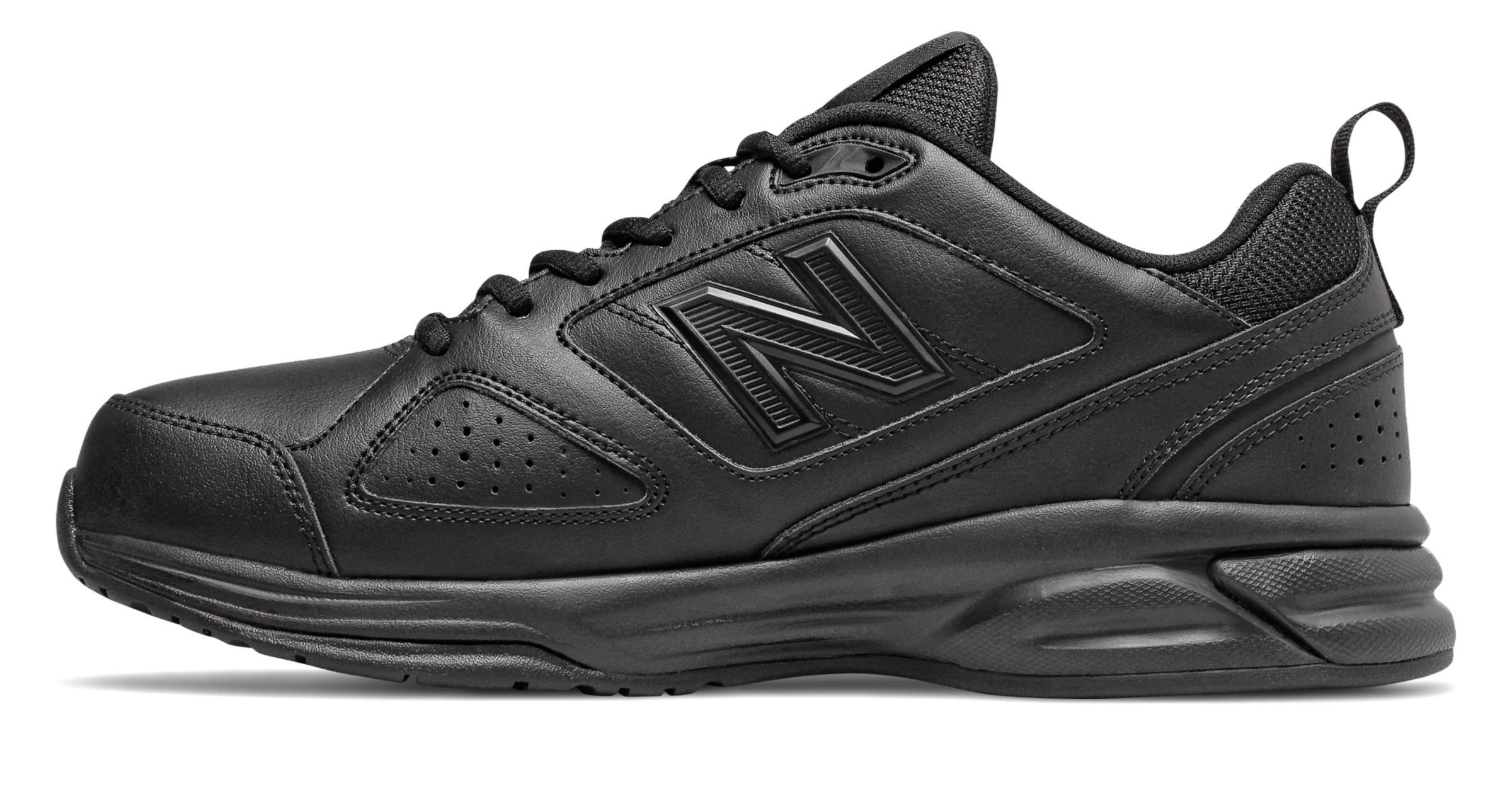 thumbnail 9 - New Balance 624v4 Leather Men's Running Running Training Shoes
